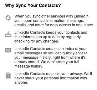 Why Sync