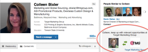 Work With Us Ads LinkedIn