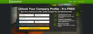 Glassdoor employer profile