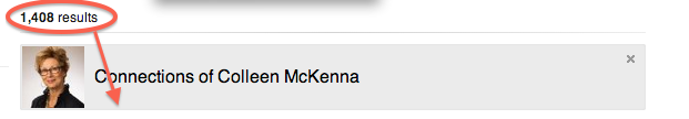 Colleen McKenna connections