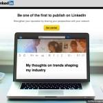 LinkedIn Publishing Platform