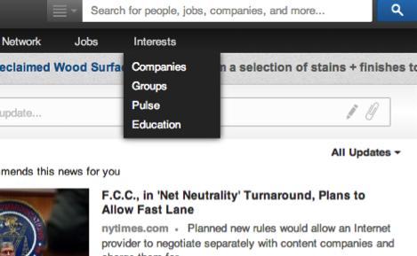 Interests Companies