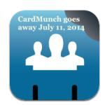 CardMunch goes away
