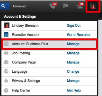 how to cancel subscription on linkedin