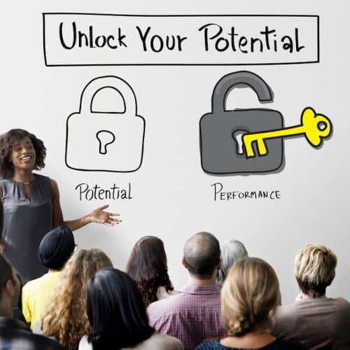 Unlock your potential cropped