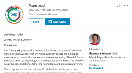how to attach a resume to a linkedin application