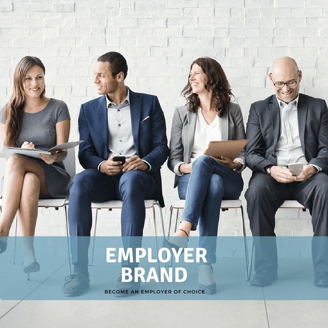 be an employer of choice