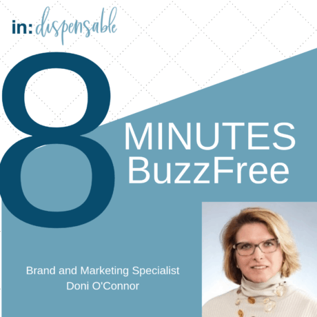 8 Minutes BuzzFree with Marketing and Branding Specialist
