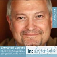 Emmanuel Laroche Symrise Interview with Colleen