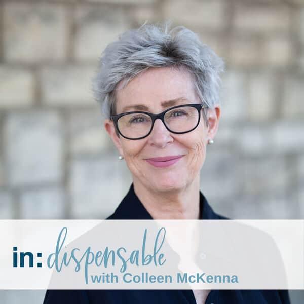Colleen McKenna LinkedIn Podcaster
