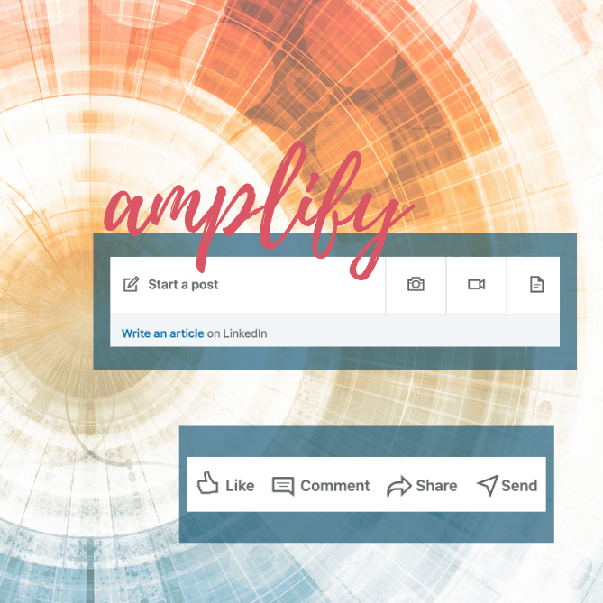 LinkedIn Tips Amplify Your Postings