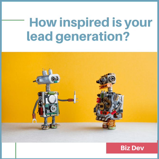 Inspired Lead Generation