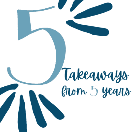 5 years at Intero