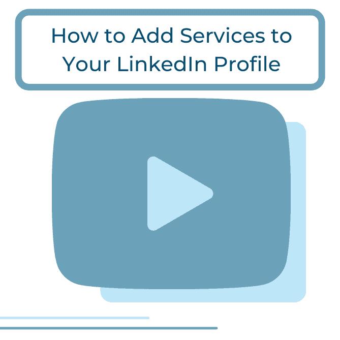 services LI profile