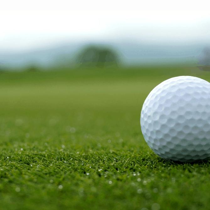golf vs. LinkedIn