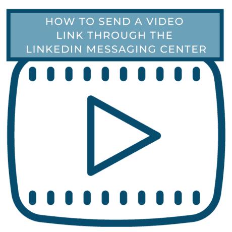video link linkedin