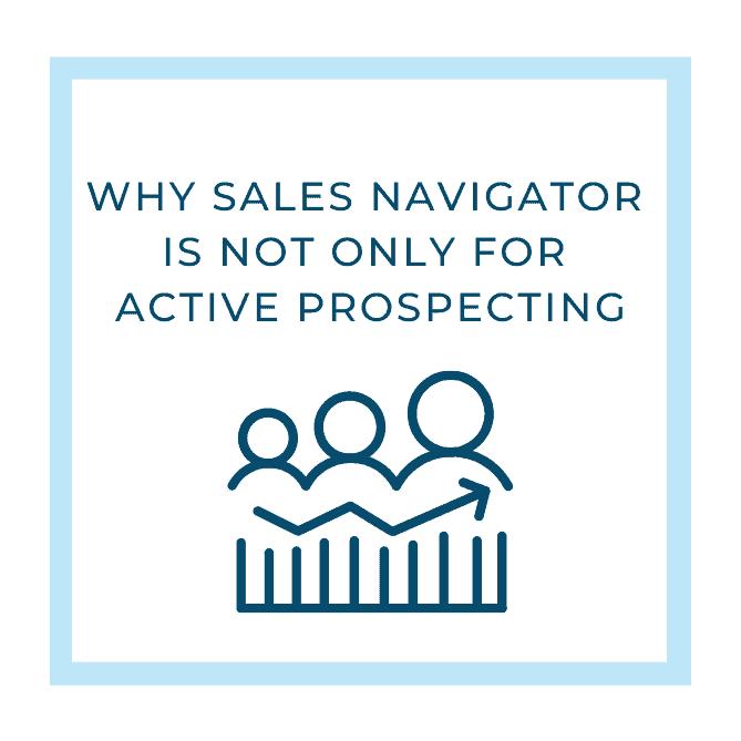 Sales Navigator Prospecting