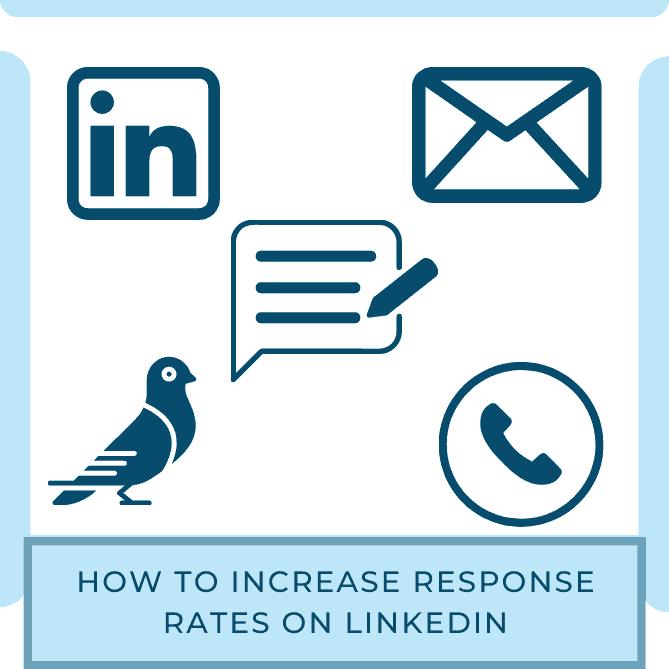 response rates LinkedIn